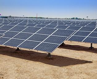 BMD Solar PV Power Plant