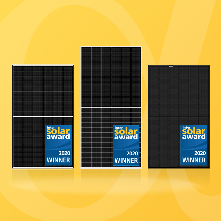 Award-winning REC Alpha solar panels for homes and businesses