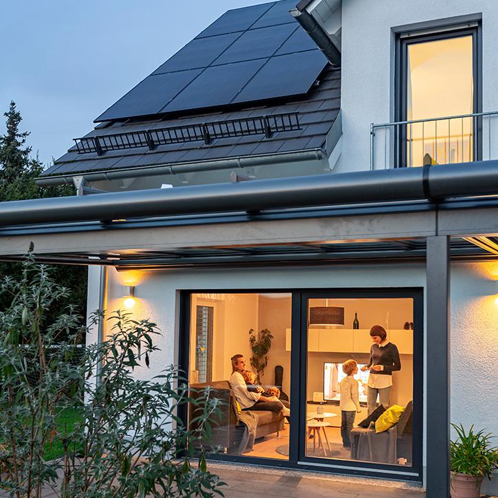 REC ProTrust premium solar panel warranty from REC Certified Solar Professional installers