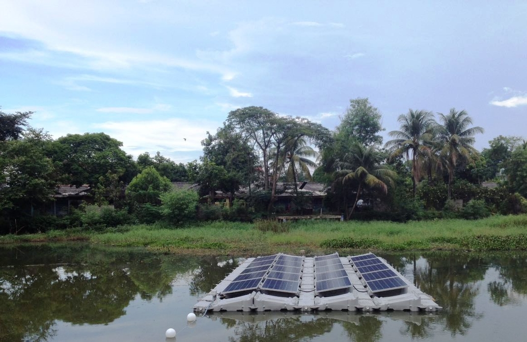 Rec S Floating Solar Installation Debuts In Indonesia