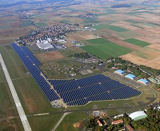 Giebelstadt Power Plant