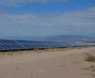 Chimbera I Solar Power Plant